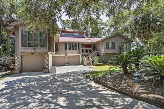 563 Remora Drive, Fripp Island, SC 29920 (MLS #167049) :: MAS Real Estate Advisors