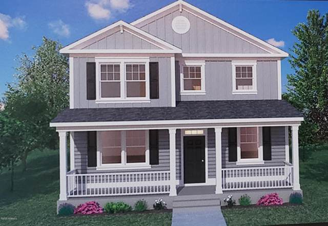 449 Coquinas Lane, Beaufort, SC 29906 (MLS #167066) :: Shae Chambers Helms | Keller Williams Realty