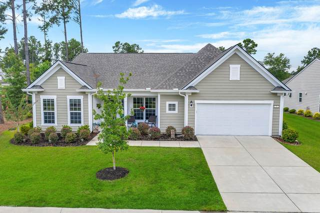 3 Waxwing Court, Bluffton, SC 29910 (MLS #167072) :: MAS Real Estate Advisors