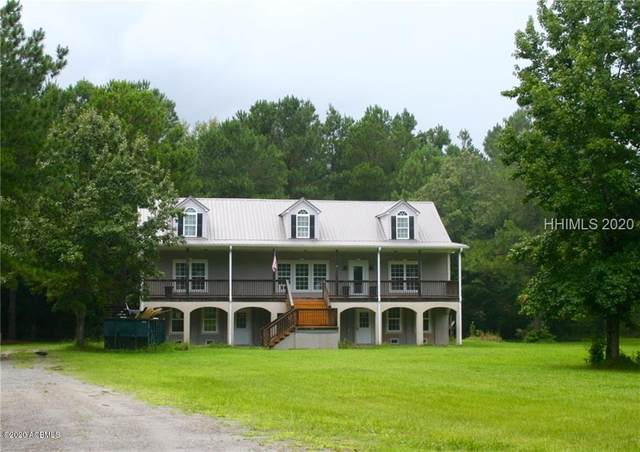 7459 Bees Creek Road, Ridgeland, SC 29936 (MLS #167075) :: Shae Chambers Helms | Keller Williams Realty