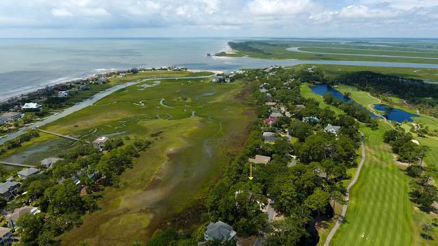121 Ocean Creek Boulevard, Fripp Island, SC 29920 (MLS #167080) :: MAS Real Estate Advisors