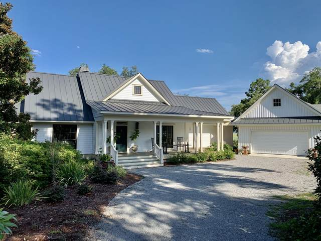 5 Todd Drive, Beaufort, SC 29902 (MLS #167093) :: MAS Real Estate Advisors