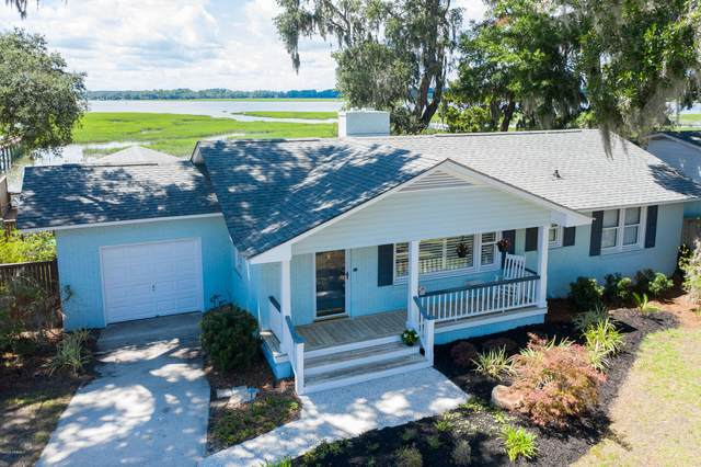 2204 Wilson Drive, Beaufort, SC 29902 (MLS #167107) :: MAS Real Estate Advisors