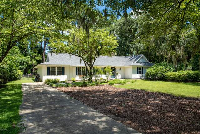 1513 Riverside Drive, Beaufort, SC 29902 (MLS #167108) :: MAS Real Estate Advisors