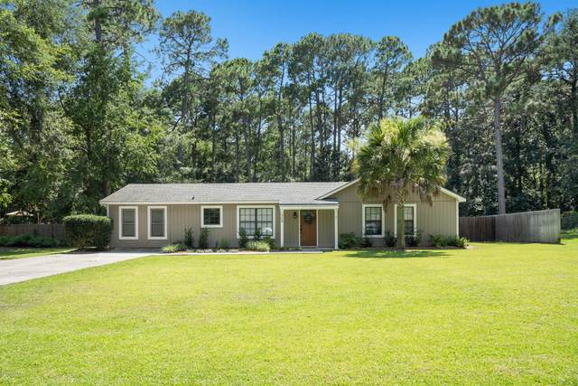108 Francis Marion Circle, Beaufort, SC 29907 (MLS #167114) :: RE/MAX Island Realty