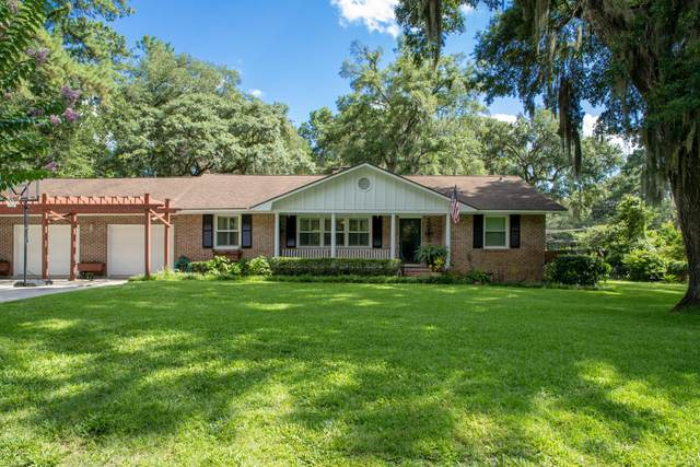 5 Colony Gardens Road, Beaufort, SC 29907 (MLS #167141) :: Shae Chambers Helms | Keller Williams Realty