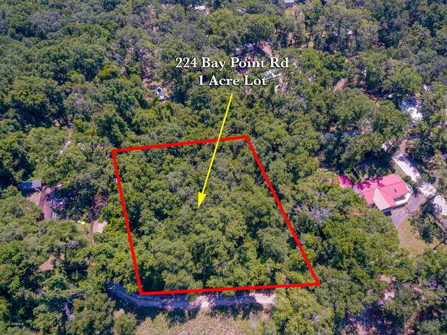 224 Bay Point Road, St. Helena Island, SC 29920 (MLS #167171) :: Coastal Realty Group