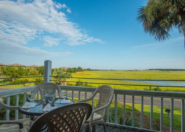2 Cedar Reef Drive A208, St. Helena Island, SC 29920 (MLS #167184) :: Coastal Realty Group