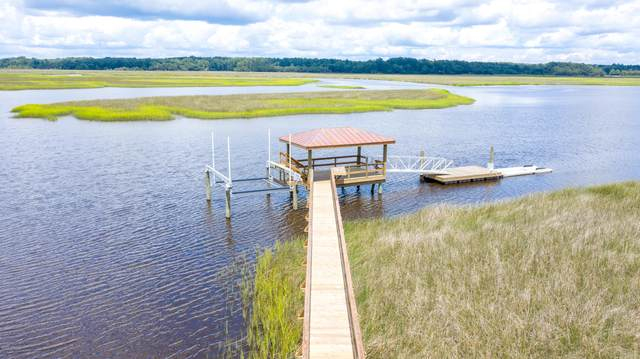 8326 Coosaw Scenic Drive, Ridgeland, SC 29936 (MLS #167198) :: Coastal Realty Group