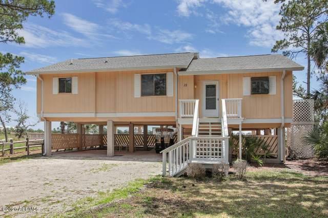 15 Ocean Marsh Lane, Harbor Island, SC 29920 (MLS #167238) :: Shae Chambers Helms   Keller Williams Realty