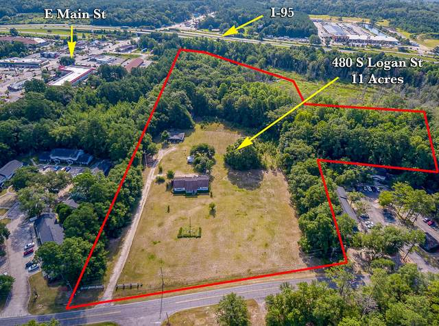 480 S Logan Street, Ridgeland, SC 29936 (MLS #167245) :: Coastal Realty Group