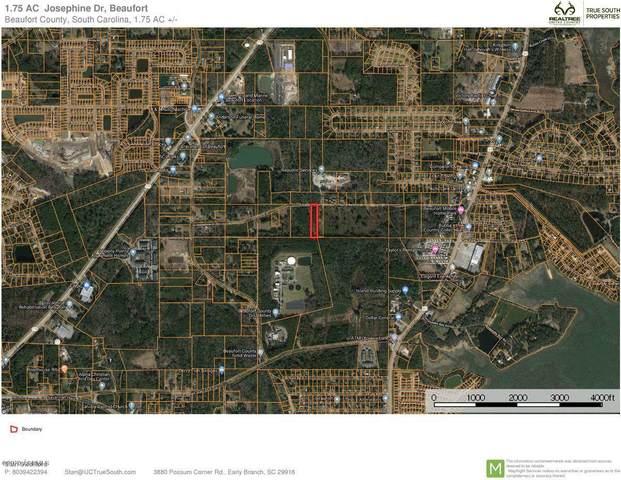 82 Josephine Drive, Beaufort, SC 29906 (MLS #167278) :: Coastal Realty Group