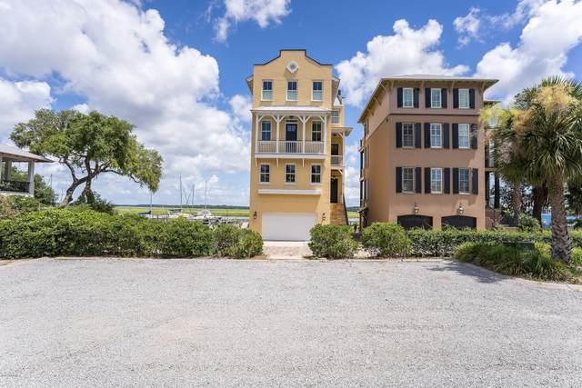 94 Factory Creek Court, Beaufort, SC 29907 (MLS #167292) :: RE/MAX Island Realty