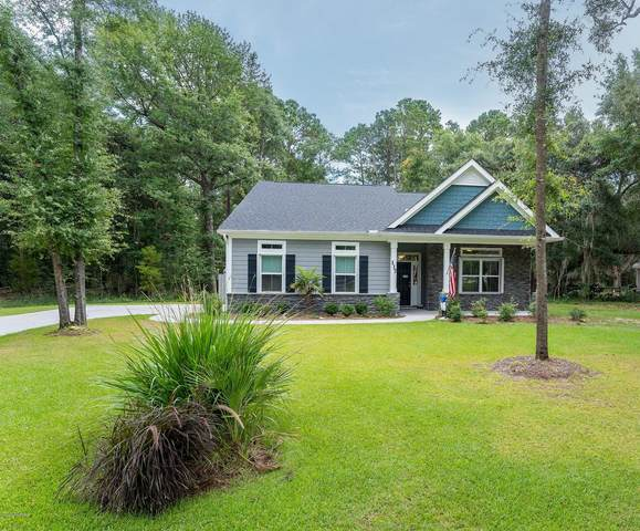 117 Pleasant Point Drive, Beaufort, SC 29907 (MLS #167314) :: Coastal Realty Group