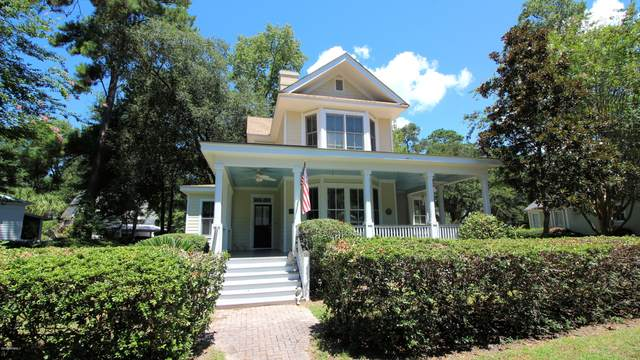 137 Collin Campbell, Beaufort, SC 29906 (MLS #167367) :: Coastal Realty Group