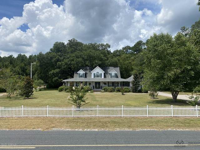 1879 Cat Branch Road, Early Branch, SC 29916 (MLS #167370) :: Coastal Realty Group