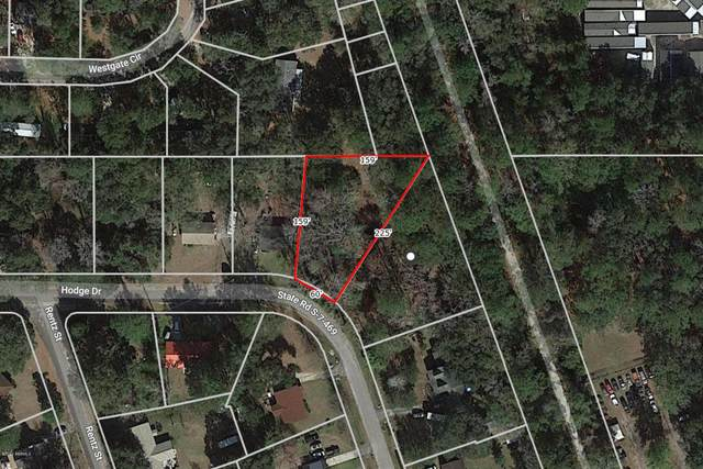 1017 Hodge Drive, Beaufort, SC 29906 (MLS #167404) :: Coastal Realty Group