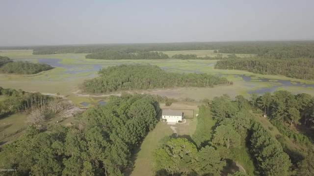 164 Eddings Point Road, St. Helena Island, SC 29920 (MLS #167423) :: RE/MAX Island Realty
