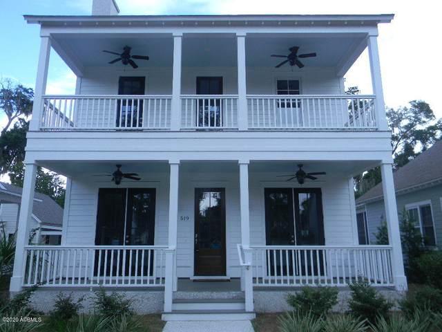 519 Water Street, Beaufort, SC 29902 (MLS #167436) :: Coastal Realty Group