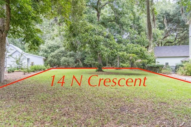 14 N Crescent, Beaufort, SC 29906 (MLS #167467) :: Coastal Realty Group