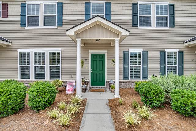 14 Moon Beam Court, Bluffton, SC 29910 (MLS #167478) :: Shae Chambers Helms | Keller Williams Realty