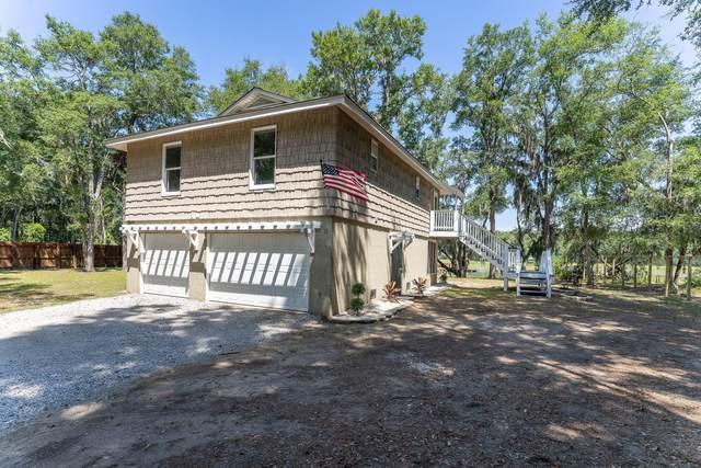 11 Salt Creek Drive E, Burton, SC 29906 (MLS #167486) :: Coastal Realty Group