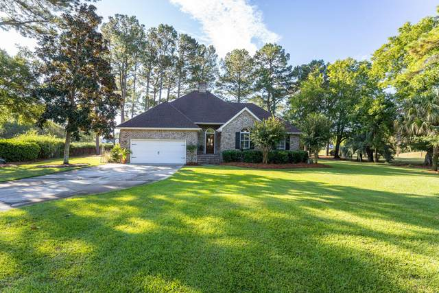 37 Dolphin Point Drive, Beaufort, SC 29907 (MLS #167490) :: Coastal Realty Group
