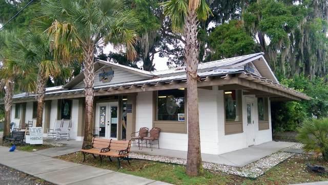 901 8th Street, Port Royal, SC 29935 (MLS #167554) :: Coastal Realty Group