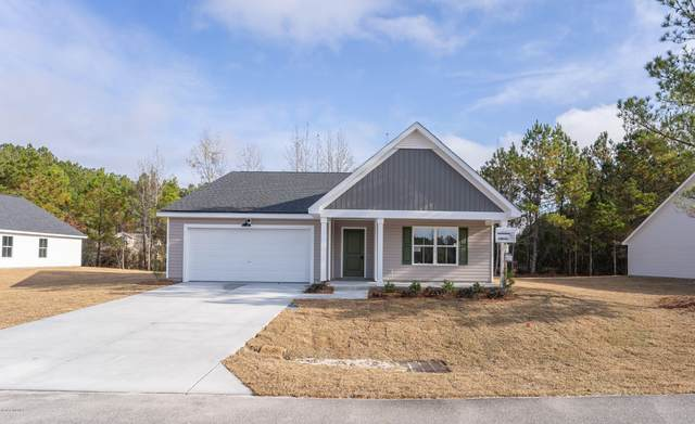 887 Ridgeland Lakes Drive, Ridgeland, SC 29936 (MLS #167559) :: Coastal Realty Group