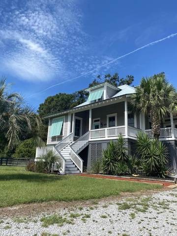 26 Bermuda Inlet Drive, St. Helena Island, SC 29920 (MLS #167585) :: RE/MAX Island Realty