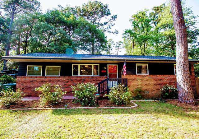 2411 South Drive, Beaufort, SC 29902 (MLS #167597) :: Coastal Realty Group