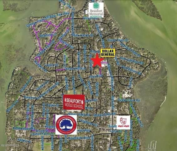 Tbd Firehouse Lane, Beaufort, SC 29902 (MLS #167617) :: RE/MAX Island Realty