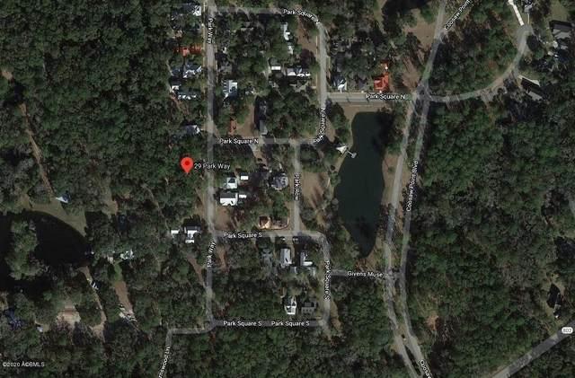 29 Park Way, Beaufort, SC 29907 (MLS #167650) :: RE/MAX Island Realty