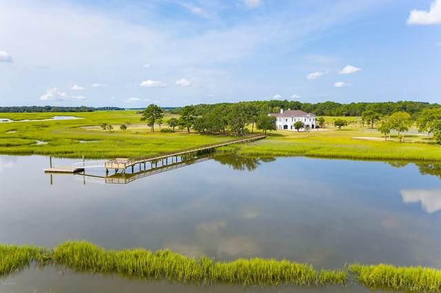 50 Gardner Drive, Beaufort, SC 29907 (MLS #167663) :: RE/MAX Island Realty