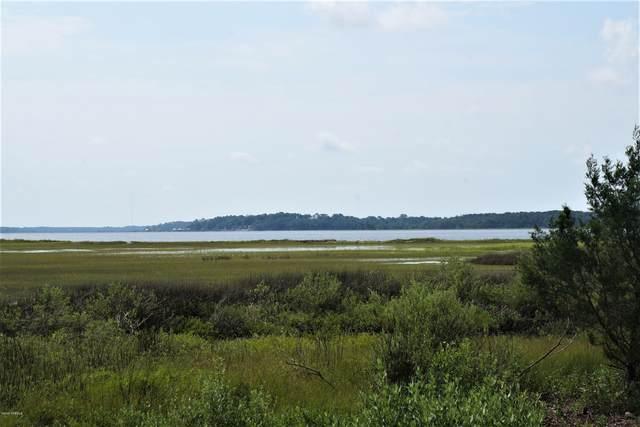 16 Creek View Drive, Beaufort, SC 29907 (MLS #167781) :: Shae Chambers Helms | Keller Williams Realty