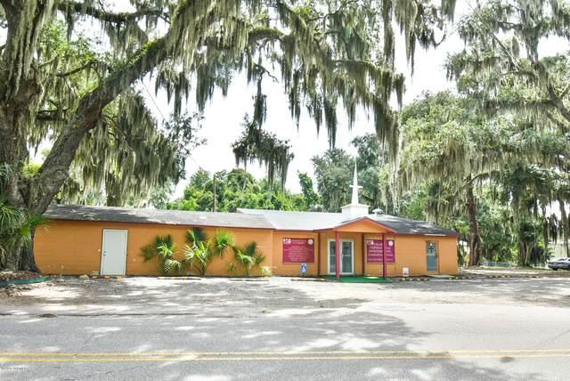 1706 Old Shell Road, Port Royal, SC 29935 (MLS #167808) :: Coastal Realty Group