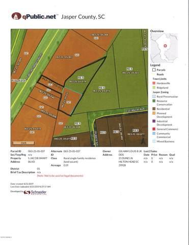 0 S. Jacob Smart Boulevard, Ridgeland, SC 29936 (MLS #167829) :: Shae Chambers Helms | Keller Williams Realty