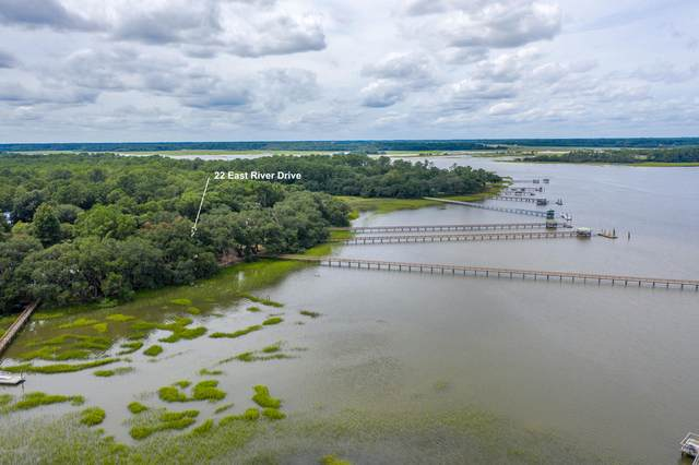 22 E River Drive, Beaufort, SC 29907 (MLS #167864) :: Coastal Realty Group