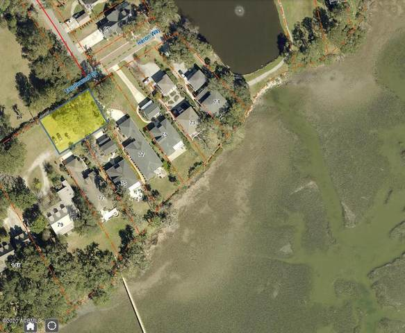 0 Tanglewood Drive, Beaufort, SC 29902 (MLS #167990) :: RE/MAX Island Realty