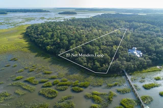 27 Net Menders Loop, St. Helena Island, SC 29920 (MLS #168026) :: RE/MAX Island Realty