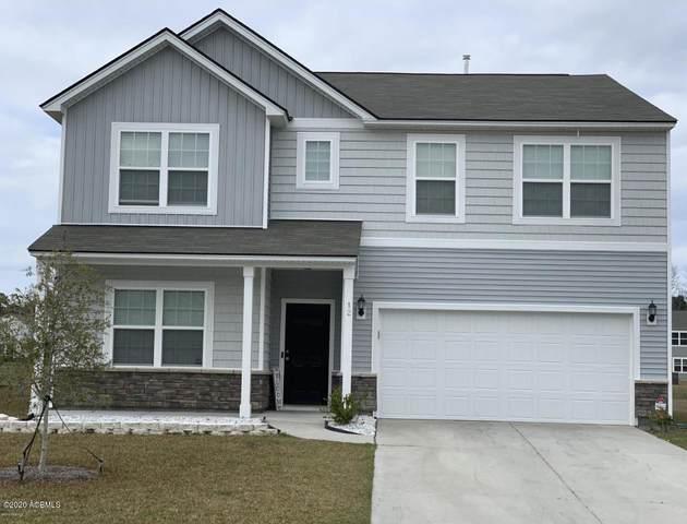 12 Wando Place, Beaufort, SC 29906 (MLS #168030) :: Coastal Realty Group
