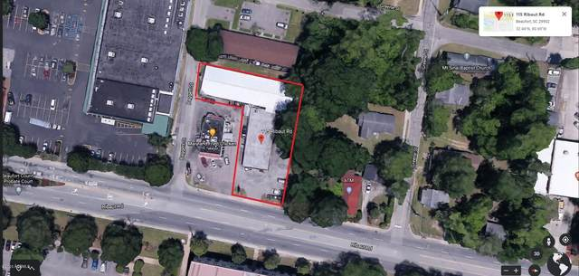 115 Ribaut Road, Beaufort, SC 29902 (MLS #168047) :: RE/MAX Island Realty