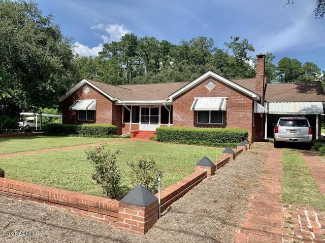 144 Pine Street, Varnville, SC 29944 (MLS #168056) :: RE/MAX Island Realty