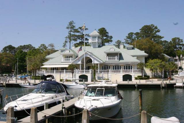B-41 Windmill Harbour, Hilton Head Island, SC 29926 (MLS #168098) :: Coastal Realty Group