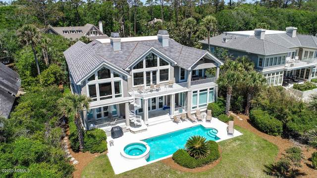 9 Cat Boat, Hilton Head Island, SC 29928 (MLS #168100) :: Coastal Realty Group