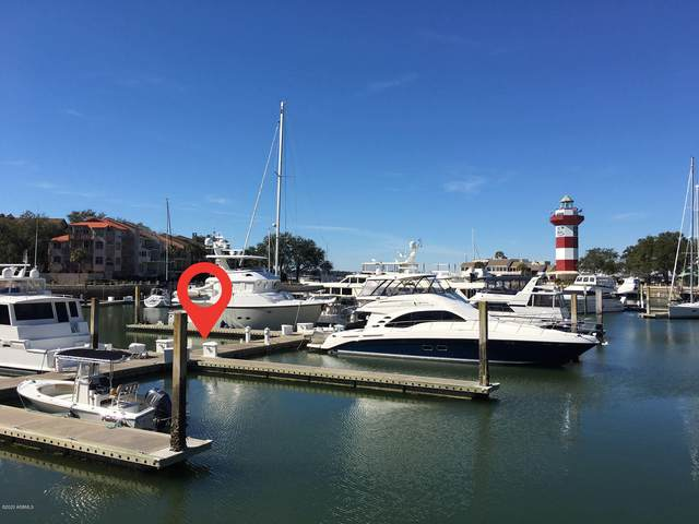 50 Harbour Town Yacht Basin, Hilton Head Island, SC 29928 (MLS #168104) :: RE/MAX Island Realty