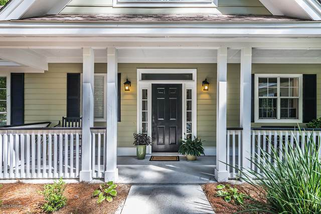 14 Jasper Lane, Beaufort, SC 29907 (MLS #168110) :: Shae Chambers Helms | Keller Williams Realty