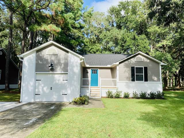 6 Canopy Lane, St. Helena Island, SC 29920 (MLS #168226) :: Shae Chambers Helms | Keller Williams Realty
