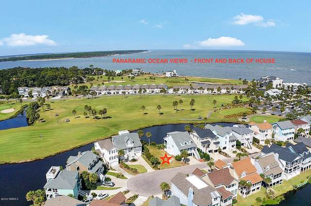 350 Ocean Point Drive, Fripp Island, SC 29920 (MLS #168254) :: Shae Chambers Helms | Keller Williams Realty