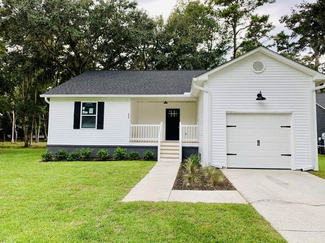 11 Canopy Lane, St. Helena Island, SC 29920 (MLS #168280) :: Shae Chambers Helms | Keller Williams Realty